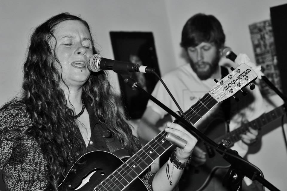 wt/ Andy Jones.  Chasing Tales EP Launch Liverpool.  2013.  pic Adrian wharton