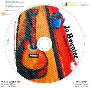 CD Cover/Sleeve design
