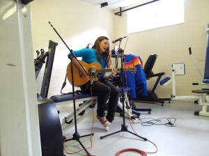 Jo Bywater - Roots & Fusion session 2012