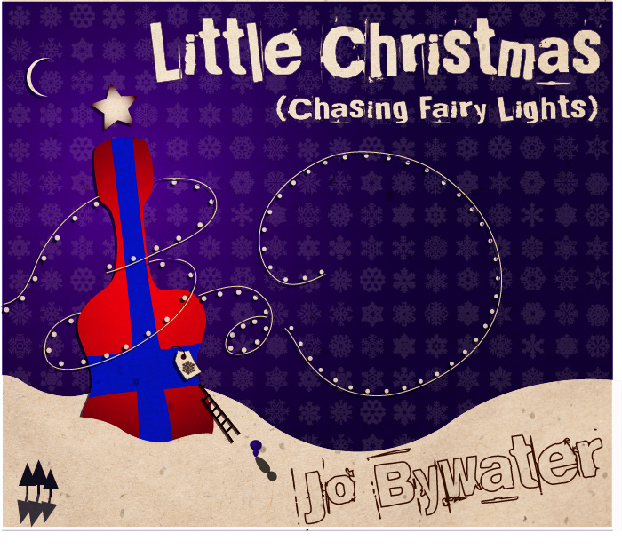 cover artwork to the festive tune by Jo Bywater