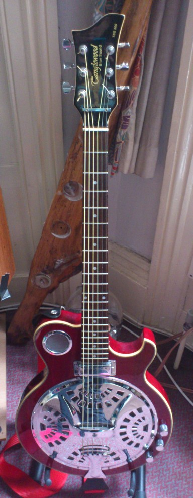 my resonator