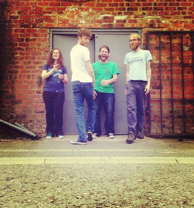 Bowker 2014 @ Vagrant Studios, Southport