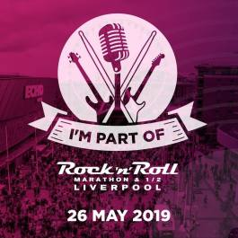Rock n Roll Marathon Liverpool 2019 - Jo Bywater Dockside Stage X